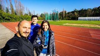 BAHAR SAYGILI İLE COOPER TESTİ YAPTIK   Vlog130