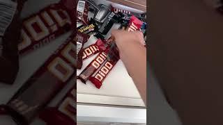 İstediğim çikolatayı bulamıyordum #3dprinter #teknoloji