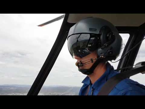 Helicopter tour Canberra