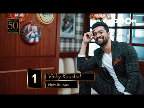 Vicky Kaushal is The Times Most Desirable Man of 2018