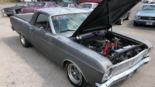Test Drive 1966 Ford Ranchero $9,950 Maple Motors #693