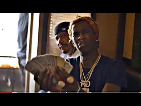 Young Thug Feat. Nicki Minaj - Danny Glover (Remix) (Clean)
