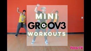"""MOTOWN PHILLY"" - Boyz II Men - Dance workout with Benjamin Allen"