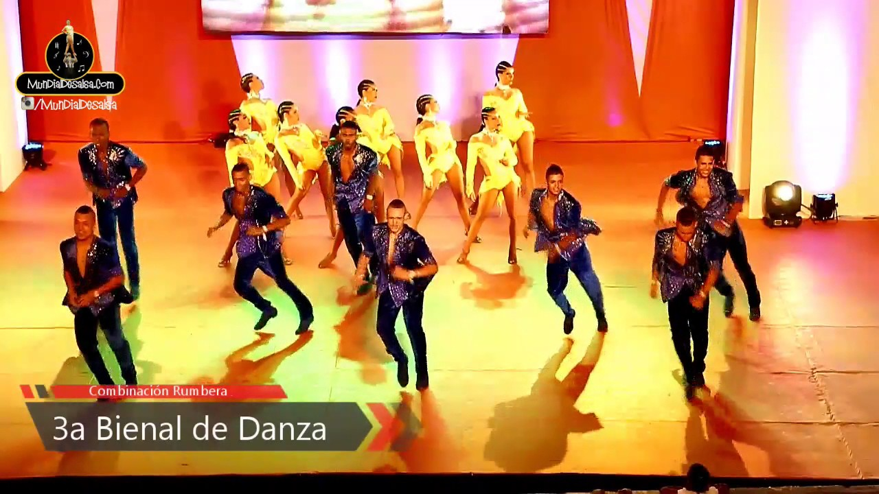 Combinación Rumbera, 3a Bienal de Danza