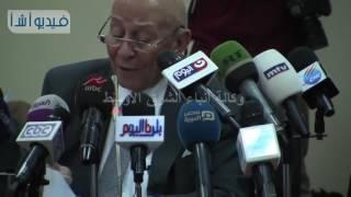 بالفيديو: رئيس المجلس القومي لحقوق الإنسان المجتمع المدنى يتعرض لحملة تشويه أساءت لمصر