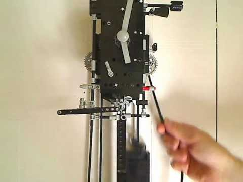 Lego Clock Instructions Video 3 Tuning Adjustments Tutorial