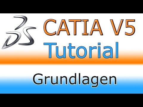Catia V5: GRUNDLAGEN