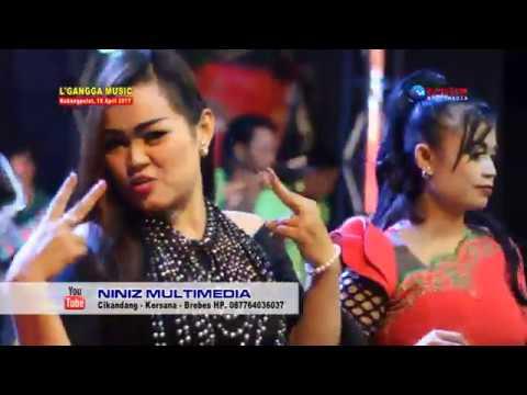 AKU TAK BUTUH CINTA (DJ VERSION) - L' Gangga Music - Kubangputat, 19 April 2017