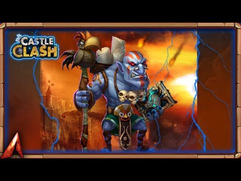 NEW HERO WALLAWALLA SNEAK PEEK! Castle Clash