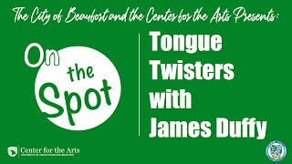 James Duffy - Tongue Twisters