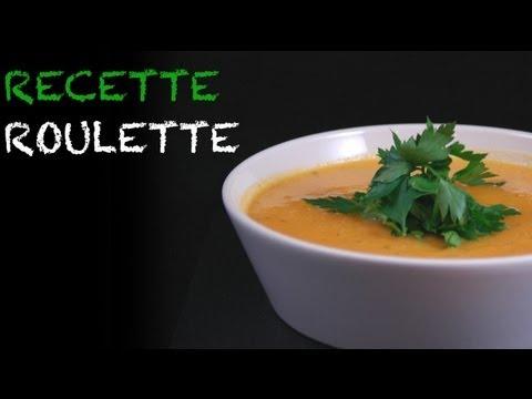 Recette : Soupe aux 7 légumes et au curry !