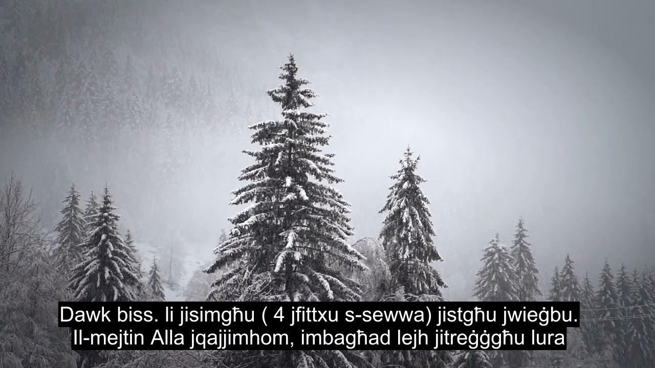 Download Kapitlu 6 Il-Baqar, Rekitazzjoni Sabiħa Tal-quran, Sottotitoli Ta '90+ Lingwa