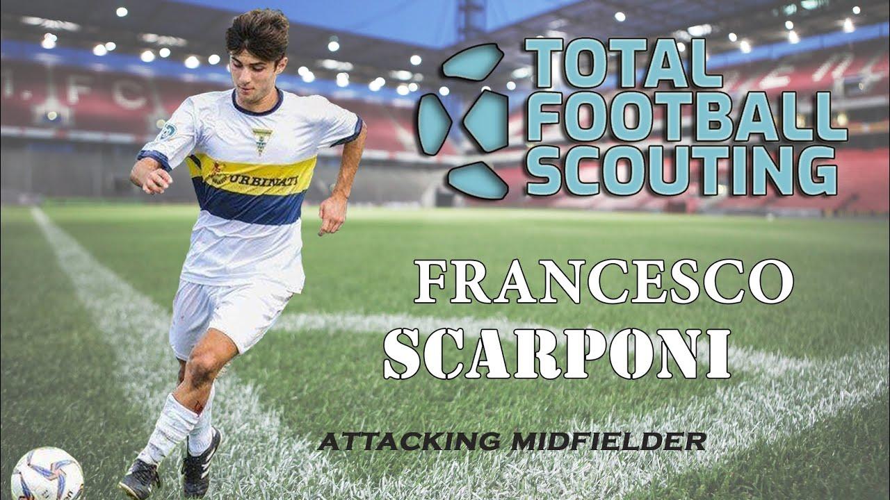 Francesco Scarponi (2000 Italian attacking midfielder)