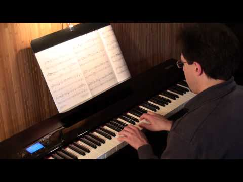 The Christmas Song - Jazz Piano (Chestnuts Roasting On An Open Fire)