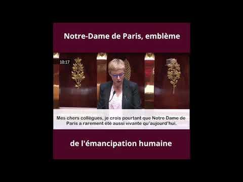Notre-Dame, emblème de l'émancipation humaine