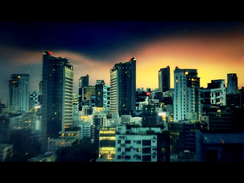 After Effects Tutorial: Create A 3D City Scene From A Still Image