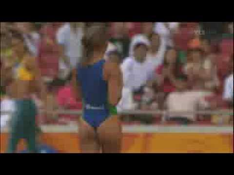 Peking Olympics 2008 Lucimara Silva ass