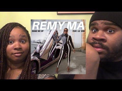 REMY MA - WAKE ME UP FT LIL KIM - REACTION