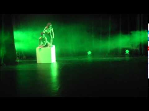 Choreography Year 2 - Tia Davies