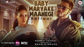 Baby Marvake Maanegi - Raftaar | Lyrics | Full Mp3 Song