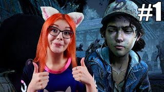 Проходим The Walking Dead: The Final Season 1 ЭПИЗОД / Ходячие мертвецы 4 сезон 1 эпизод