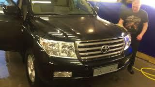 My 2014 Land Cruiser V8 Petrol V/S Badly Washed Out Road الطرق الوعرة القصوى
