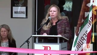 LBCC - Building C Grand Opening Ceremony at LAC