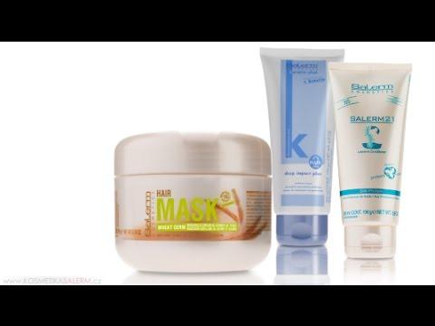 3. Обзор продукции Salerm Cosmetics для домашнего применения