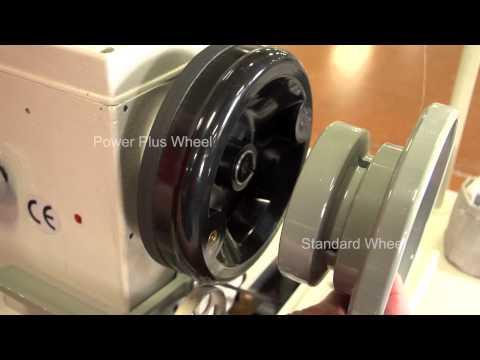 Power Plus Wheel for MC-SCR Power System