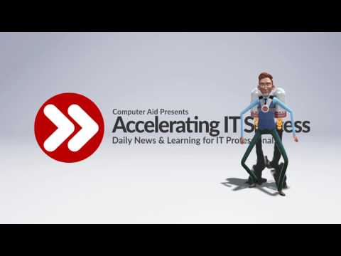 Subscribe to the Accelerating IT Success newsletter!