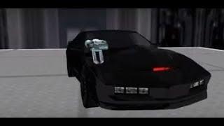 Knight Rider Game 2 / Mission 4 / Deutsch / Das Areal
