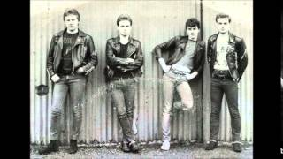 State Of Emergency - Men of Action ep 1983 UK punk