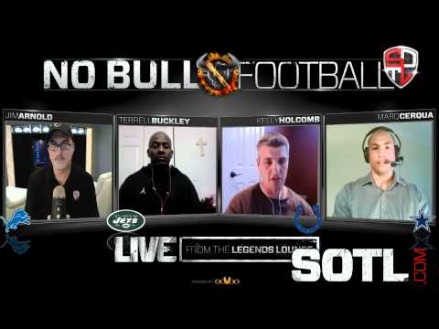 No Bull Football Week 14 - Live from the Legends
