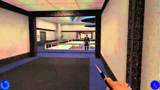 James Bond 007 NightFire Walkthrough: Mission 4 - Part 1