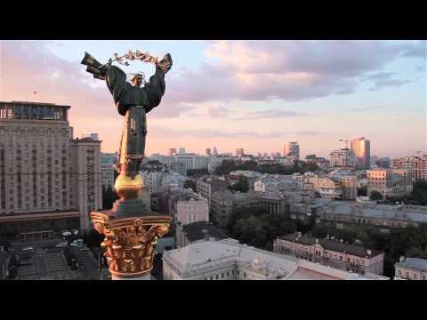 Kiev aerial showreel 2015 - SKYANDMETHOD.COM