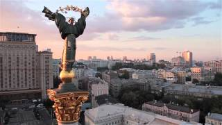 Kiev aerial showreel 2015 – SKYANDMETHOD.COM