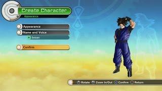 Shinnin x Xenoverse: Creating Seizan