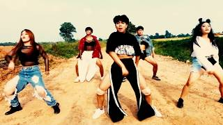 BODAK YELLOW - Cardi B. Choreograph by Candyz K. & Queen TFZ