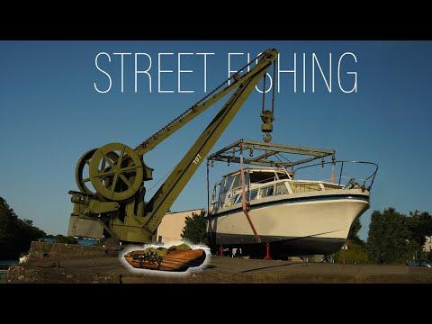 PÊCHE Rapide En STREET FISHING !