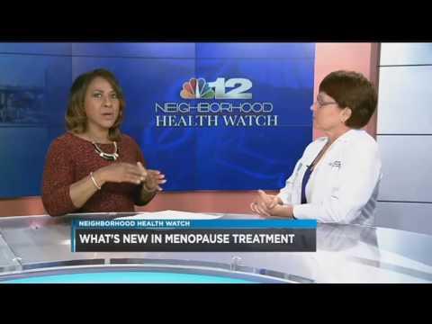 What's New in Menopause Treatment Dr. Karen Knapp Neighborhood Health Watch