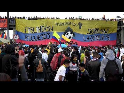 Violentas protestas en Colombia dejan al menos 4 muertos en Cali