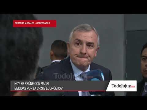 Mirá lo que dijo el gobernador de Jujuy, Gerardo Morales