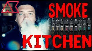 Не пиратский самозамес  /Smoke Kitchen Aromas / Berry Tea