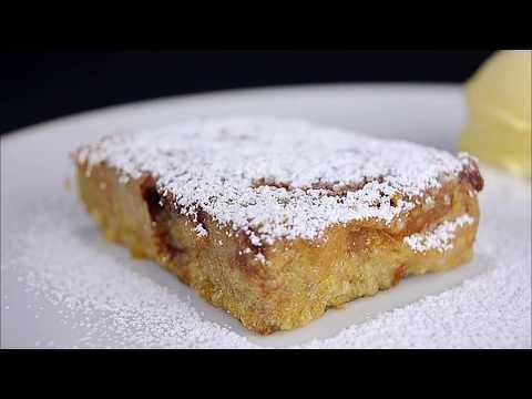 Como hacer chocolate frito  Receta de Javier Romero