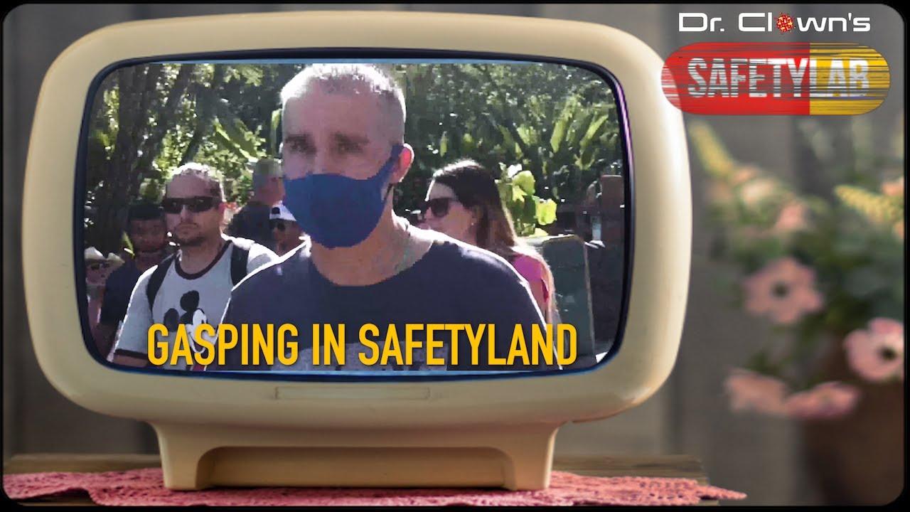 SafetyLand walkthrough presentation and SafetyChat with Karen