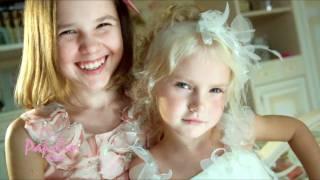 Детские платья для свадеб. Papilio KIDS  - fashion video 2011