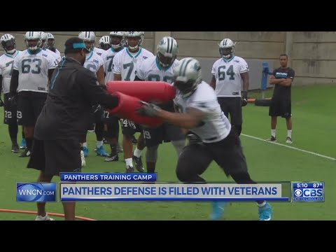 Panthers excited for addition of Julius Peppers