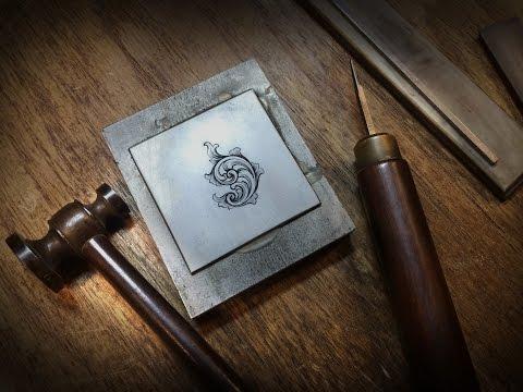 Hammer & Chisel Engraving by Sam Alfano