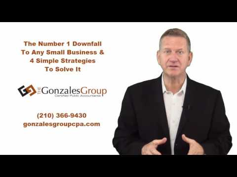 The #1 Downfall Of San Antonio, TX Area Small Businesses And 4 Simple Strategies To Solve It