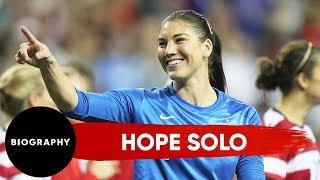 Hope Solo - Soccer Player | Mini Bio | BIO